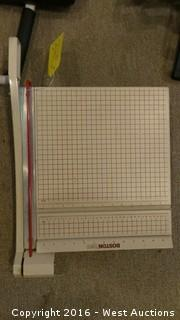 Paper Cutter and Ab Roller