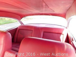 1956 Chevrolet Bel Air Two Door Sedan