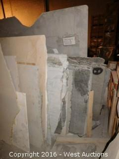 (48) Granite Slabs with Remnants