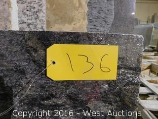 (36) Granite Slabs