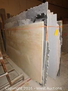 (15) Granite Slabs
