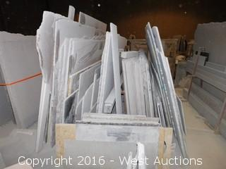 (44) Granite Slabs with Remnants
