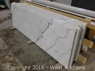 "(1) 72""x26"" Pre-Fabricated Granite Countertop"