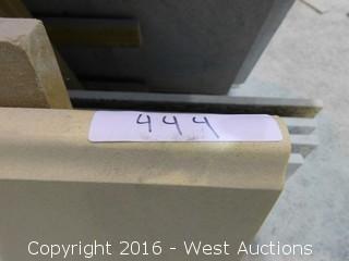 """(1) 92.5""""x23"""" Pre-Fabricated Vanity Sink Countertop"""