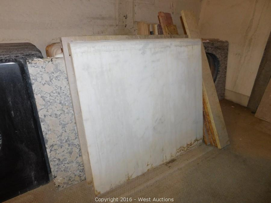 Auction #2: Liquidation of Stone Fabricator Machinery and Inventory