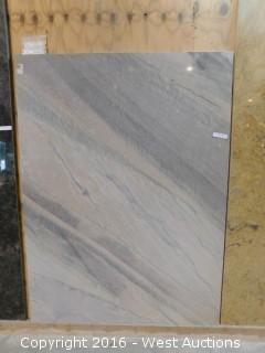 "(1) 70"" x 52"" Arturs Granite Slab"