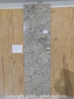 """(1) 8' x 28"""" Giallo Natalia Granite Slab"""