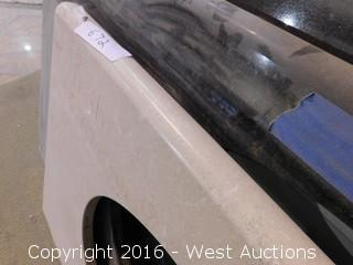 "(1) 31""x20.5"" Granite Vanity Sink Countertop"