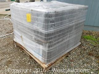 (1) Pallet of (270+) EagleLite Firesafe Roof Tiles