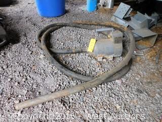 """Dreyer Model B 20"""" Concrete Vibrator"""