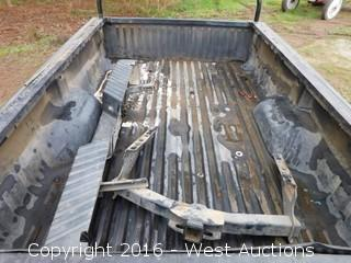 Ford Super Duty 8'x6' Truck Bed with Overhead Rack