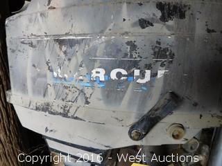 Mercury Boat Motor