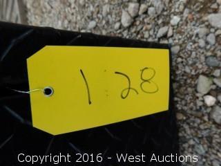 "(1) 34""x16"" Weatherguard Toolbox"