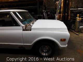 1969 Chevrolet Pickup Truck
