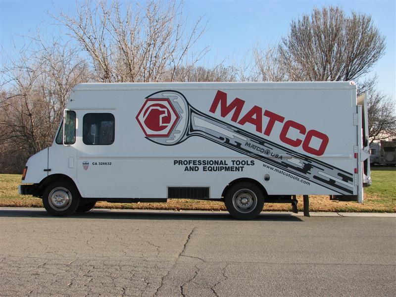 New Tool Trucks for sale at Herr Display Vans