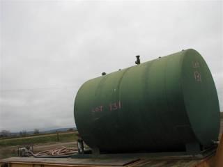 1,000 Gallon Tank