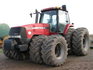 2003 Case IH MX285 Tractor