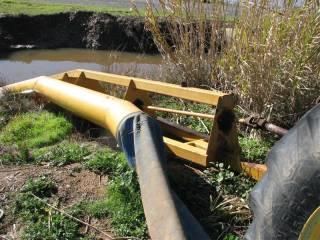 Crisafulli 12 in. Portable PTO Ditch Pump