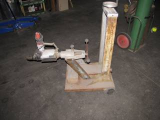 Milwaukee Frame Drill W/ Stand