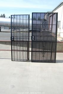 (4) New Security Doors