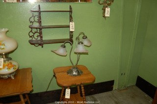 Lily Pad Lamp