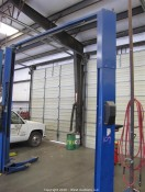 Rotary Hydraulic Automotive Lift