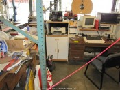 Kenmore Refrigerator, Desk, Printer, Misc. Tools, Supplies & More...