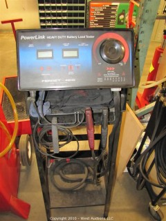 POWERLINK HD Battery Load Tester