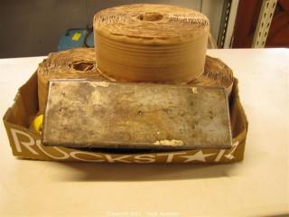 Carpet Iron and Glue Tape