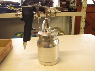 SanBorn Cup Sprayer