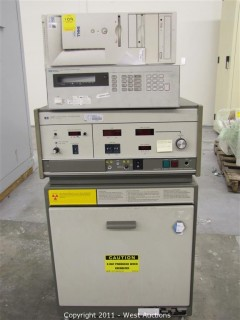 Hewlett Packard Faxitron X-Ray System
