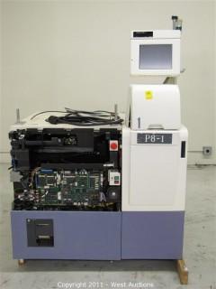 Tokyo Electron TEL P-8 Wafer Prober