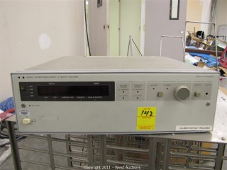 HP 6034A System Power Supply
