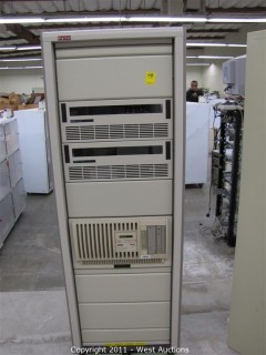 Compaq H9A10 System Cabinet with Digital ALPHA Server 1000 A 5/400 RM