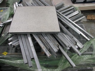 (2) Packages ESD Tile 2' x 2'  (Anti-Static)