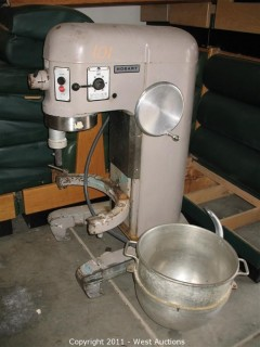 Hobart Mixer - Model H-600
