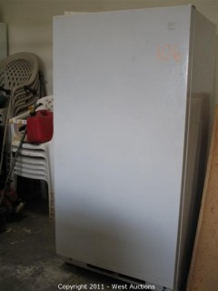 Maytag Upright Freezer
