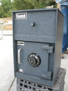 Gardall Money-Drop Combination Safe