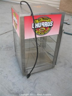 Churros Model 951 Curro Warmer and Display