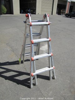 Little Giant Ladder System Type 1A