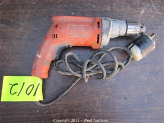 "Milwaukee Magnum 1/2"" Reversible Drill"