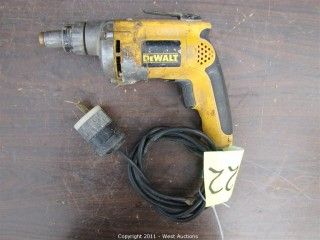 DeWalt DW274 VSR Drywall Screw Driver