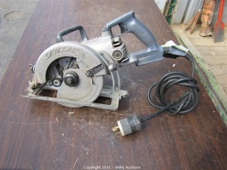"SkilSaw HD77 - 7 1/4"" Worm Drive Saw"