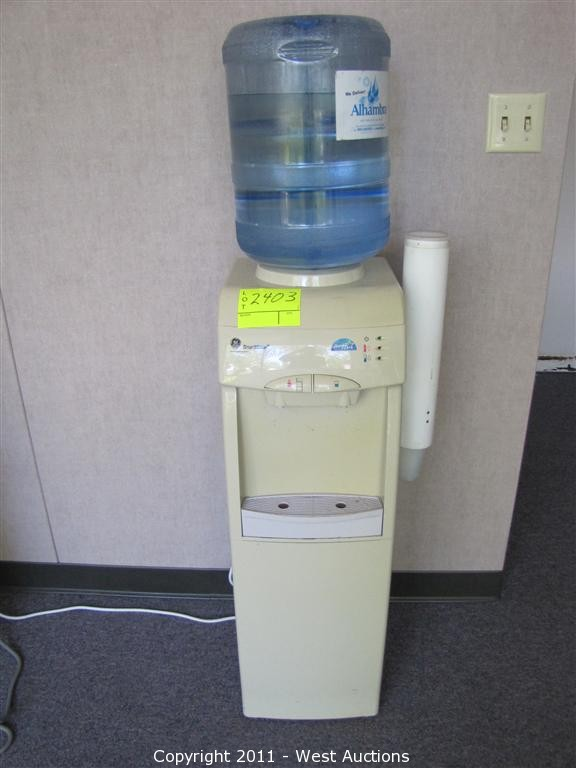 Ge smart water dispenser
