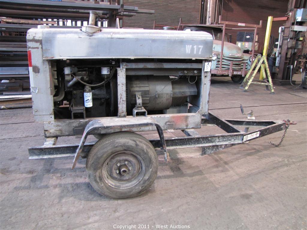 Lincoln Gas Powered Welderslincoln Welder Generator Parts Ebay Sa 200 Welding Machines West Auctions Auction Metalworking Equipment Utility
