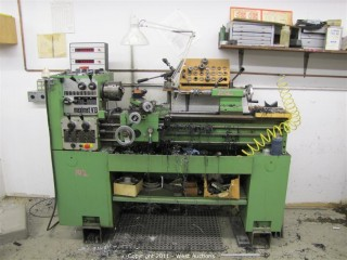 EMCO Maximat UC3 Lathe Milling Machine with Digital Readout