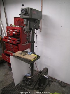 Clausing Drill Press Model 1763