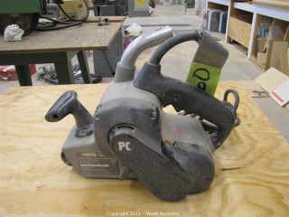 Porter Cable Variable Speed Belt Sander