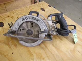 """Skil 7 1/4"""" Saw"""