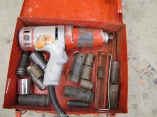 Milwaukee 9052 Heavy Duty Impact Wrench